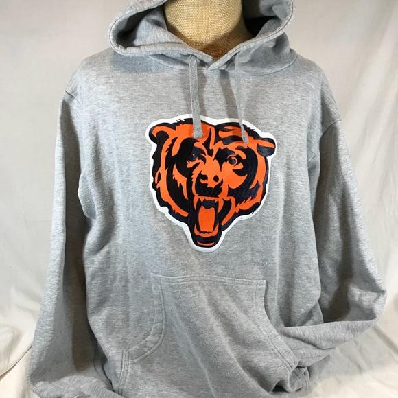 Wholesale NFL Shirts | Chicago Bears Hoodie Sweatshirt Football Xl | Poshmark  for cheap